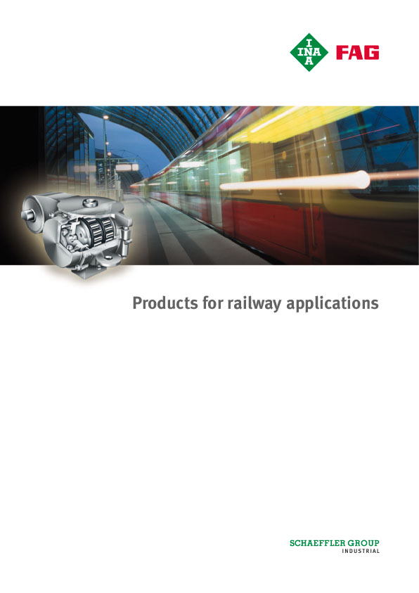 Products for railway applications