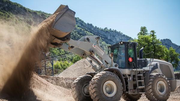 Branżowe rozwiązania firmy Schaeffler w zakresie maszyn budowlanych