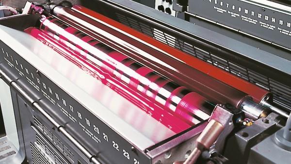 Branżowe rozwiązania firmy Schaeffler do maszyn drukarskich