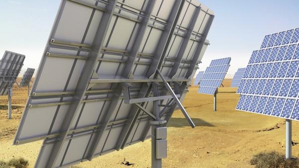 Instalacje są naprowadzane w szczególności w przypadku skupiających ogniw fotowoltaicznych.