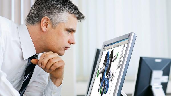 Bearinx firmy Schaeffler to jeden z podstawowych programów do obliczania łożysk tocznych i ślizgowych.