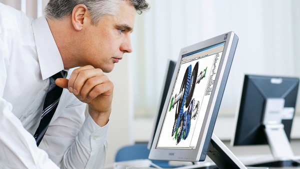 Optimum design with state-of-the-art calculation and simulation programs