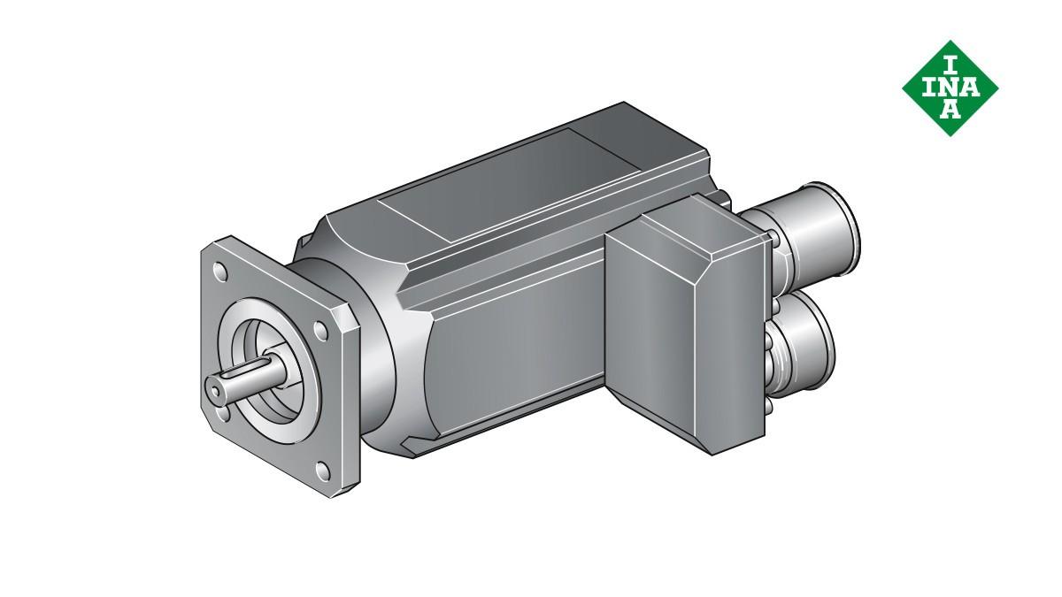 Prowadnice liniowe Schaeffler: Elektryczna technika napędowa