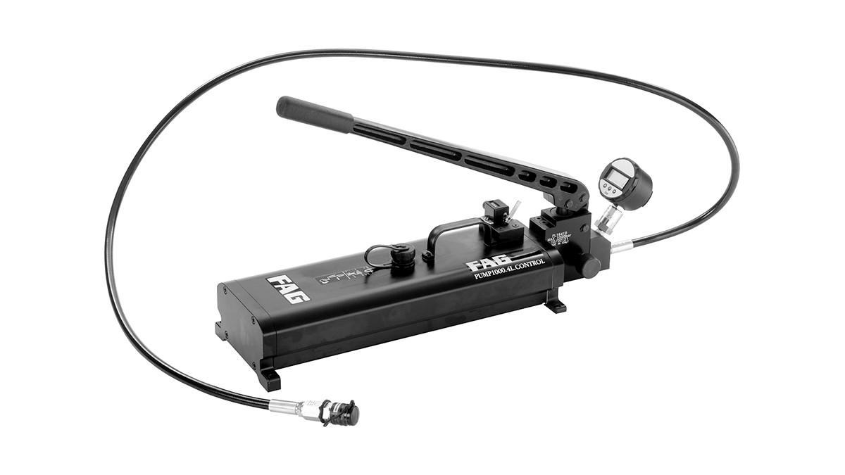 Produkty Schaeffler do utrzymania ruchu: Urządzenia tłoczące