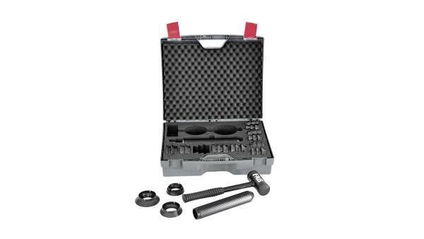 Produkty Schaeffler do utrzymania ruchu: Narzędzia mechaniczne, zestawy narzędzi do montażu