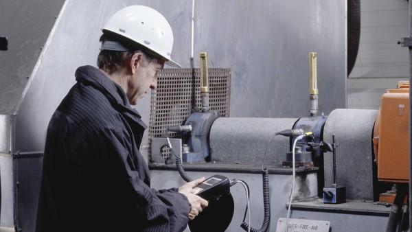 Monitorowanie stanu przez firmę Schaeffler: Wyważanie