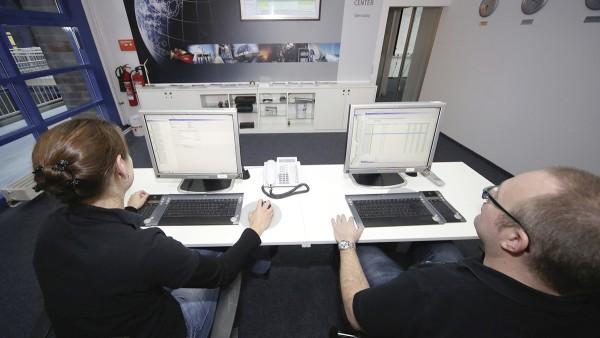 Monitorowanie stanu przez firmę Schaeffler: Monitorowanie ciągłe