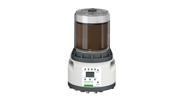 Automatic lubricator CONCEPT8