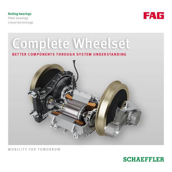 Complete Wheelset