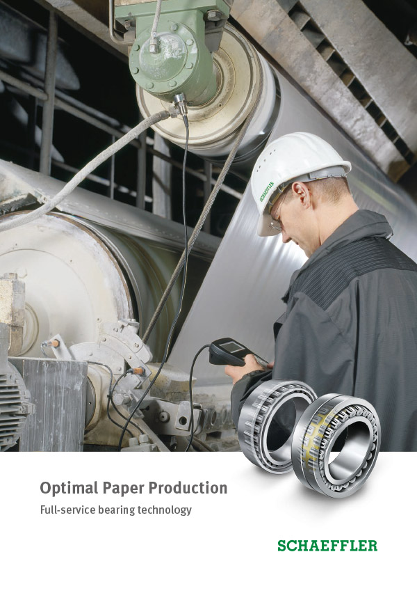Optimal Paper Production