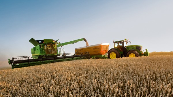 Branżowe rozwiązania firmy Schaeffler w zakresie techniki rolniczej