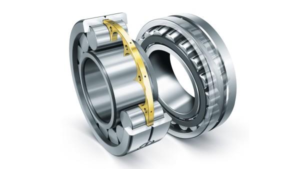 Łożyska walcowe i łożyska baryłkowe firmy Schaeffler mogą sprostać skrajnym wymaganiom w maszynach budowlanych.