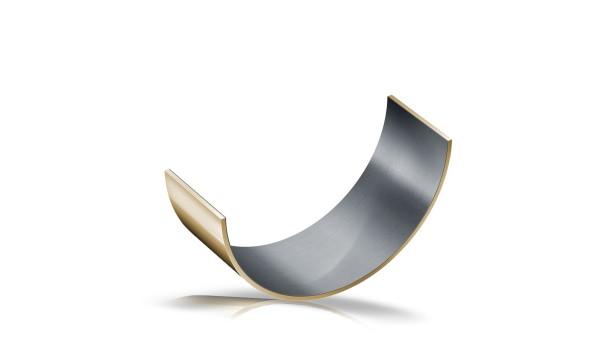 Zespolone łożyska ślizgowe metal-polimer, panewka