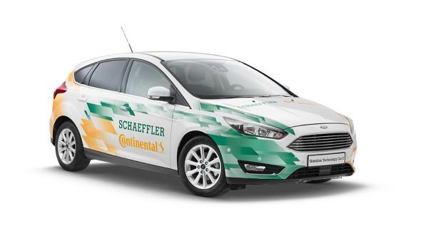Samochód koncepcyjny Gasoline Technology Car (GTC II)