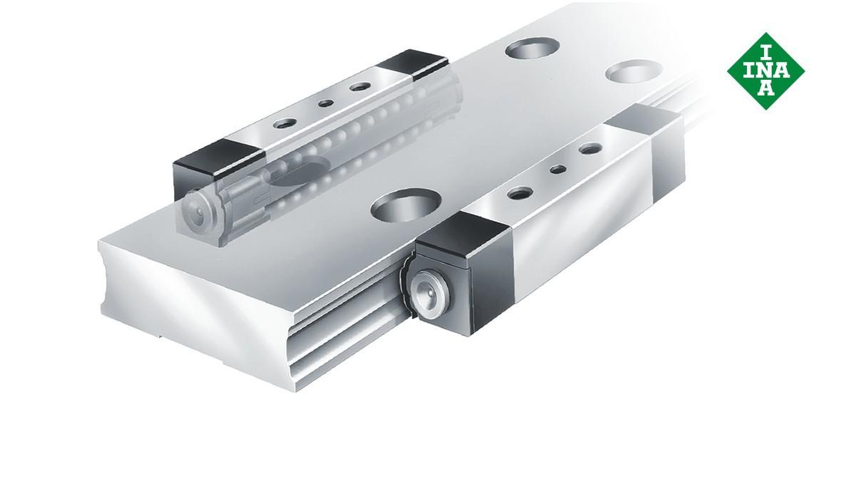 Prowadnice liniowe Schaeffler: Kulkowe bloki toczne