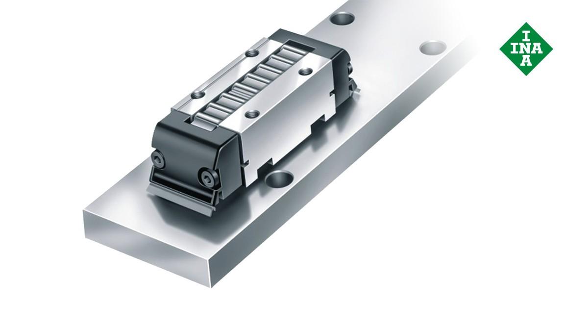Prowadnice liniowe Schaeffler: Bloki toczne