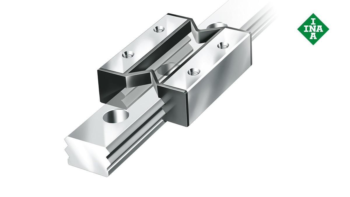 Prowadnice liniowe Schaeffler: Miniaturowe prowadnice ślizgowe