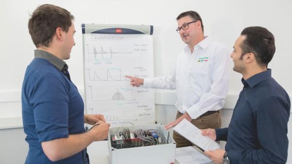 Monitorowanie stanu przez firmę Schaeffler: Rozwiązywanie problemów