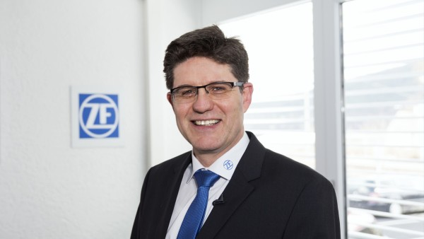 Dr.-Ing. Dietmar Tilch, Director Industrial Technology - Condition Monitoring Systems at ZF Friedrichshafen AG